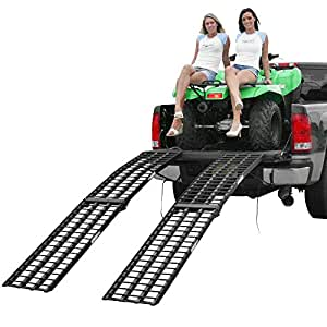 108 Quot Black Widow Extra Wide Off Road Atv Loading Ramps