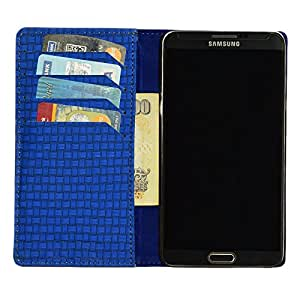 DCR PU Leather Flip Case Cover For Blackberry Q10