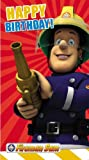 Fireman Sam Happy Birthday Card