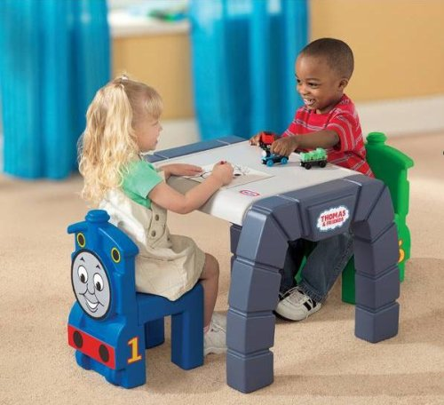 The Seasoning Products Sale: Thomas and Friends Table and Chair Set