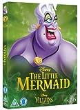 Image de The Little Mermaid [Blu-ray] Disney Villains O-Ring Slipcover Edition UK Import (Region Free) Disney