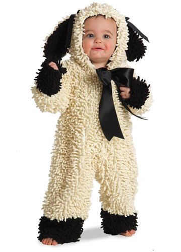 Woolly Lamb Costume