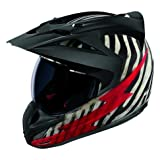 Icon Variant Big Game Dual Sport Helmet 2013