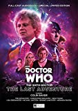 img - for The Sixth Doctor: The Last Adventure (Doctor Who) book / textbook / text book