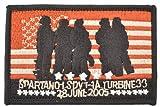 米海軍 SDVT-1 NAVY SEALS アフガニスタン メモリアル 部隊 パッチ ワッペン ベルクロ付き 面ファスナー付き