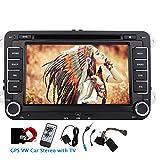7-Zoll-GPS-Auto-DVD-Spieler-Eincar-Doppel-Lrm-im-Schlag-VW-Auto-Stereoanlage-mit-8-GB-GPS-Sat-Navi-Karte-eingebaute-in-Autordio-bluetooth-Analog-TV-Head-Unit-Canbus-inklusive-Untersttzung-FM-AM-RDS-Au