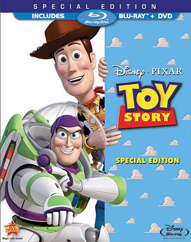 Toy Story 1 & 2 Blu-ray review