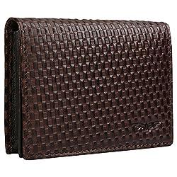 Park Avenue Dark Brown Wallet