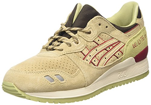 ASICS Gel-lyte Iii, Unisex-Erwachsene Sneakers, Braun (sand/sand 0505), 42.5 EU thumbnail