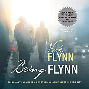 Being Flynn Audiobook