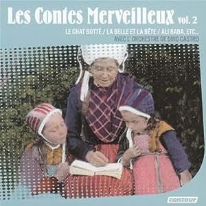 Les Contes merveilleux Vol. 2 (Collection Contour) (French Import)