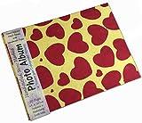 Handcrafted Valentine Myriad Hearts Photo Album