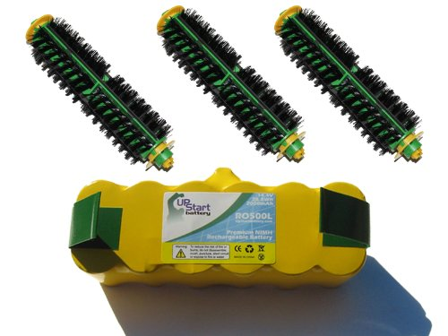 Irobot Roomba Cleaning Head Module front-637366