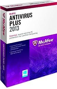 McAfee Antivirus Plus 3PCs 2013