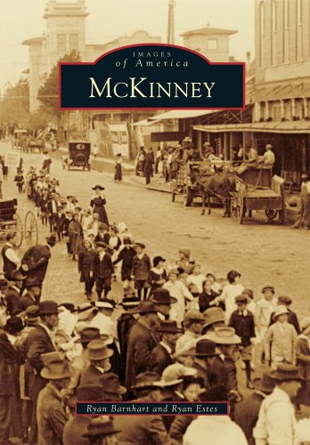 McKinney (Images of America (Arcadia Publishing))