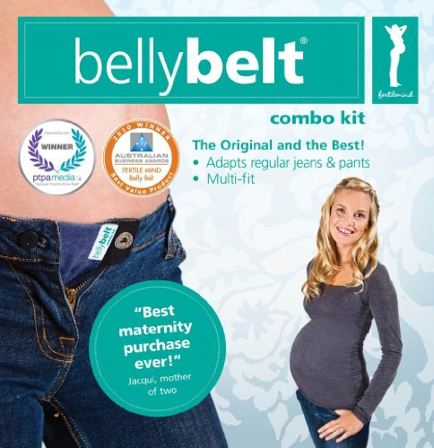Belly Band Combo - Must Have Maternity Solution