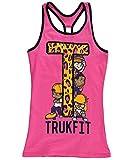 """Trukfit Big Girls' """"Leopard T"""" Tank Top"""