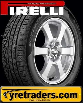 Pirelli, 215/55R16 97H XL W210 S.Zero 2 M+S c/c/72 - PKW Reifen (Winterreifen) von Pirelli bei Reifen Onlineshop