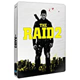 The Raid 2 Blu-Ray Steelbook UK EXCLUSIVE