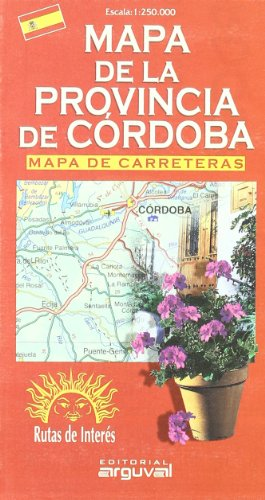 MAPA DE LA PROVINCIA DE CÓRDOBA (MAPAS DE CARRETERAS), Buch