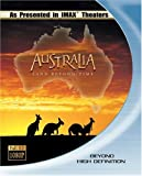 Australia: Land Beyond Time (IMAX) [Blu-ray]