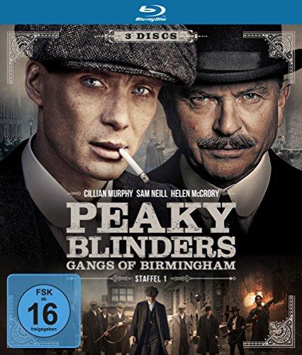 Peaky Blinders - Gangs of Birmingham - Staffel 1 [Blu-ray]
