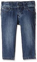 UCB Kids Baby Boys Jeans (16P4DENC0106I902_Blue_0Y)