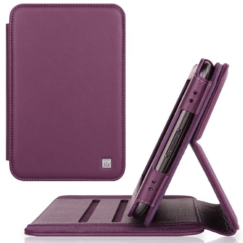CaseCrown Ridge Standby Case (Purple) for Samsung Galaxy Tab 2 7.0