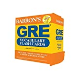 img - for GRE Vocabulary Flash Cards, 2nd Edition book / textbook / text book