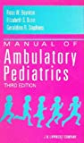 Manual of Ambulatory Pediatrics