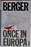 Once In Europa (014014207X) by Berger, John