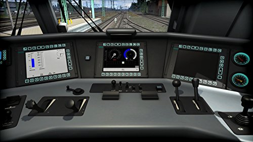 Train Simulator 2014 - Dispolok BR 189 Loco Add-On Online Code galerija