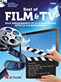 Klaus Badelt Best of Film & TV: Solo Arrangements of 14 Classic Songs with CD Accompaniment