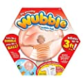 The Amazing WUBBLE Bubble Ball - Looks like a bubble, plays like a ball! Red by NSI International
