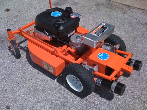 Hybrid Remote Control Mower BE Class picture