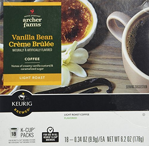 Details about Archer Farms Vanilla Bean Creme Brulee New