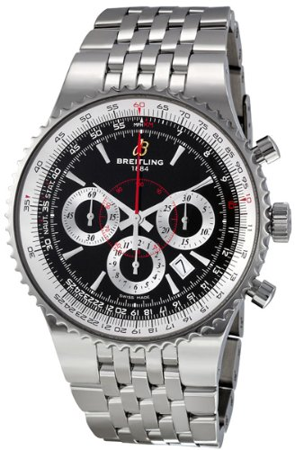 Breitling Men's A2335121/BA93 Montbrillant Chronograph Watch