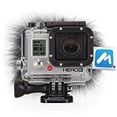 GoProカメラ ノイズキャンセラー(風切り音対策)