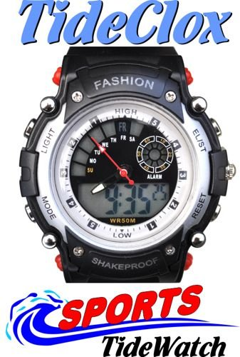 TideClox Sports Tide Watch