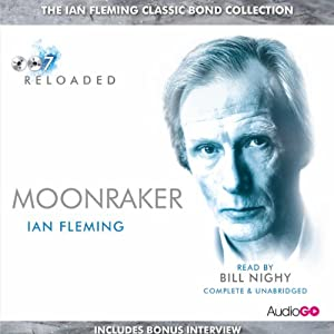 Moonraker (with Interview) | [Ian Fleming]