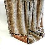 Luxus Kuscheldecke Wohndecke aus hochwertigem Material,...