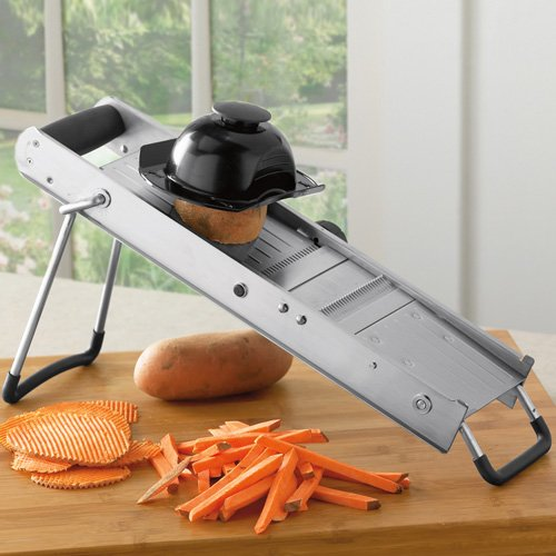 MIU France Commercial Mandoline Slicer