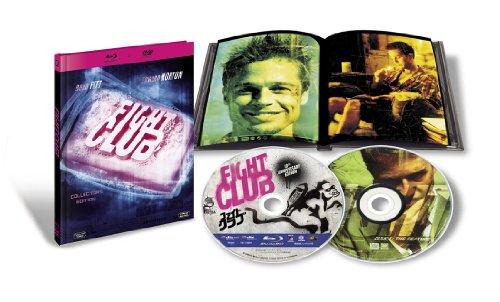 [コレクターズ・シネマブック]ファイト・クラブ (初回生産限定) [Blu-ray]
