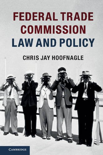Federal Trade Commission Privacy Law and Policy PDF
