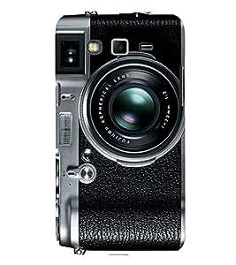 Camera Lens Click 3D Hard Polycarbonate Designer Back Case Cover for Samsung Galaxy Grand 2 G7102 :: Samsung Galaxy Grand 2 G7106