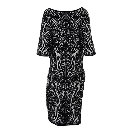 Marina Rinaldi by Max Mara Womens Plus Printed Shift Wear to Work Dress платье persona by marina rinaldi persona by marina rinaldi pe025ewqbo79
