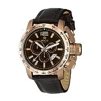 [メタル.シーエイチ]METAL.CH 腕時計 クロノスポーツ ブラウン 4340.44 [正規輸入品] 4340.44 メンズ 【正規輸入品】