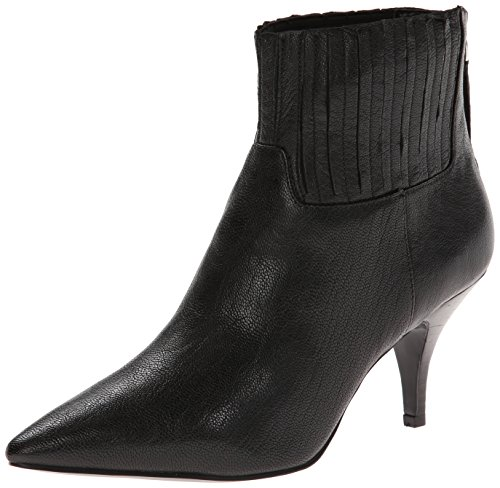 Nine West Nine West Women's Elliemae Boot,Black,12 M US