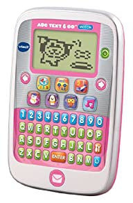 VTech ABC Text and Go Motion, Pink