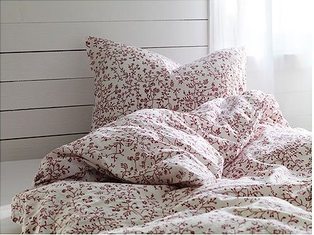 Ikea alvine trad queen size french country duvet cover set - Couette anti acarien ikea ...